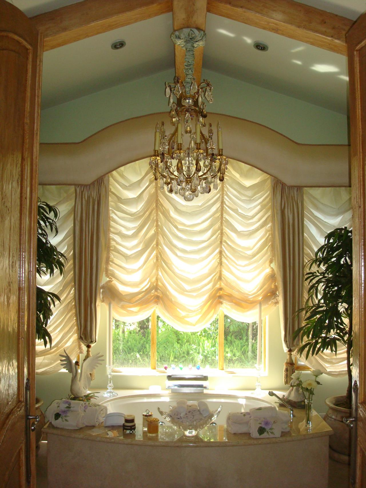Bathroom Window Treatments, Blinds, Shades, Shutters | VWF NYC NJ