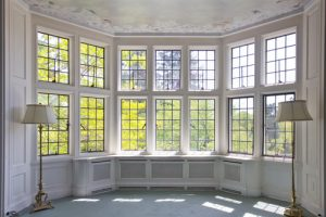 dress up your bay windows