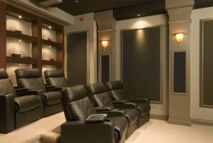Media Room & Home Theater