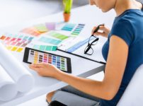 choosing colors for window blinds