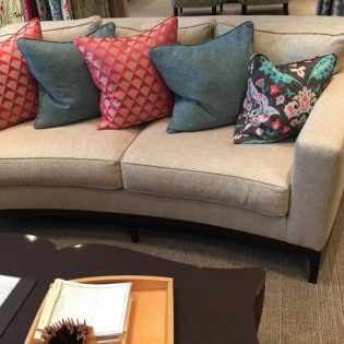 Loveseat Throw Pillows Upholstery