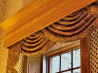 pelmets and cornices