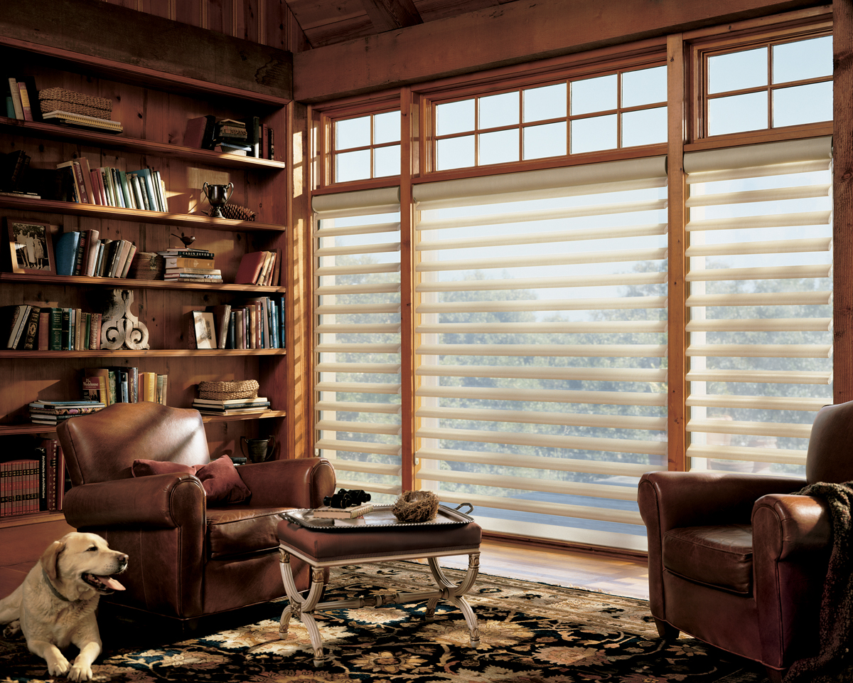 Home Office Window Treatments, Blinds, Shades | VWF NYC NJ