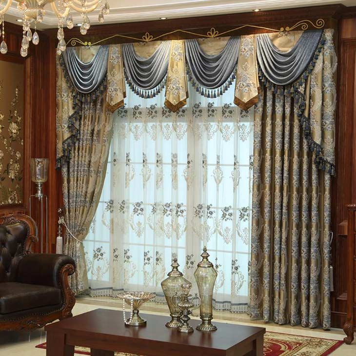 swags jabot sheer curtains drapes